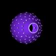 KastLamp2.stl Télécharger fichier STL gratuit 2 abat-jour pour un luminaire E14 • Modèle pour impression 3D, Rudddy