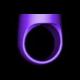 Indigo_Lantern_Ring_pt1.STL Download free STL file Indigo Lantern Ring for Dual Extrusion • 3D print model, niceandeasy