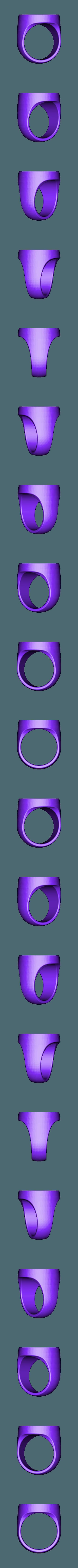 Orange_Lantern_Ring_pt1.STL Download free STL file Orange Lantern Ring for Dual Extrusion • 3D printing model, niceandeasy