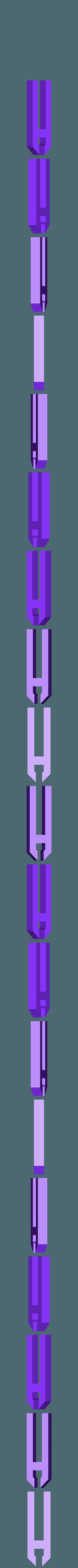 Filament_Guider_piece_1._Odirse.stl Télécharger fichier STL gratuit Guide du filament pour Mendel Prusa i3 • Plan pour imprimante 3D, niceandeasy