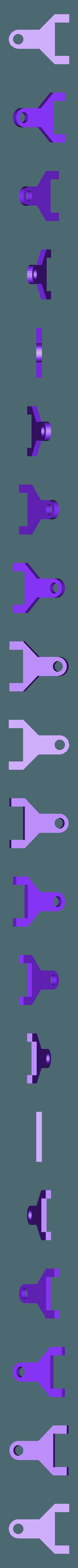 Filament_Guider_piece_2._Odirse.stl Télécharger fichier STL gratuit Guide du filament pour Mendel Prusa i3 • Plan pour imprimante 3D, niceandeasy