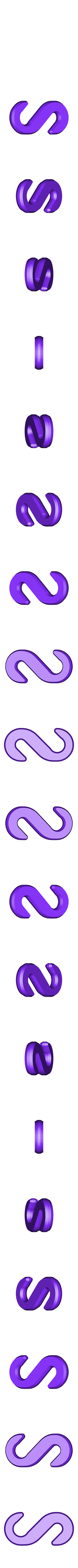 Haken.STL Download free STL file coat hanger • Model to 3D print, KarmaPrinting