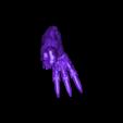 undead_dragon_left_arm.stl Download free STL file Undead dragon • 3D print model, schlossbauer