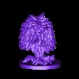 Awakened_shrub.stl Télécharger fichier STL gratuit Arbuste éveillé • Plan imprimable en 3D, schlossbauer