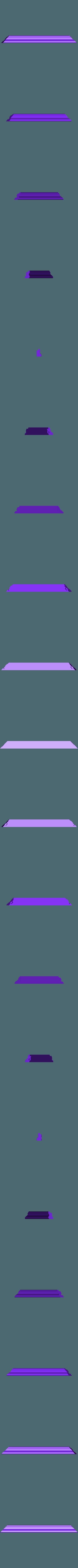 horizontal.stl Télécharger fichier STL gratuit Cadre photo • Plan pour imprimante 3D, Patrick40