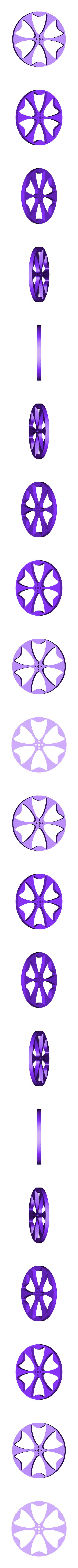 Wheels.stl Download free STL file FTC Robot (out dated) • Template to 3D print, theev123