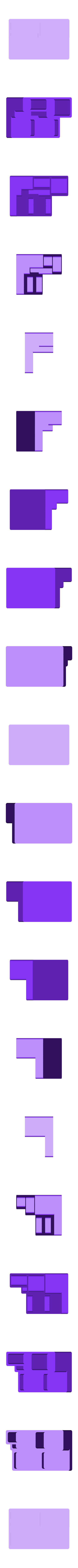 solo.STL Download free STL file desktop organizer / pen holder • 3D print object, allv