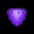 FresaRojo.STL Download free STL file Strawberry • 3D printing object, danielfdz0192