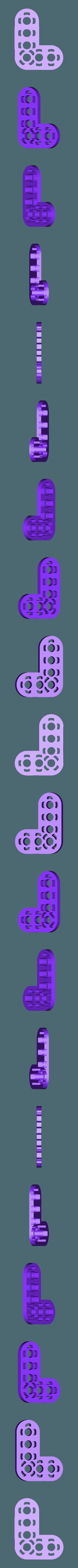 L_3_4.STL Télécharger fichier STL gratuit MEGA Expansion 200+ Pièces • Plan à imprimer en 3D, Pwentey