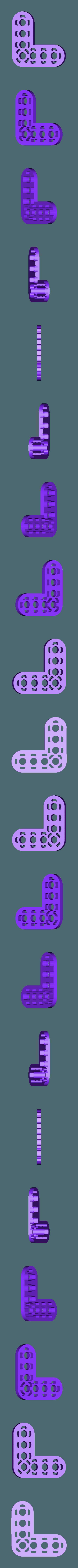 L_4_4.STL Télécharger fichier STL gratuit MEGA Expansion 200+ Pièces • Plan à imprimer en 3D, Pwentey