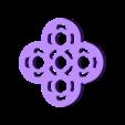 cross_3_3.STL Télécharger fichier STL gratuit MEGA Expansion 200+ Pièces • Plan à imprimer en 3D, Pwentey