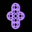 cross_3_5.STL Télécharger fichier STL gratuit MEGA Expansion 200+ Pièces • Plan à imprimer en 3D, Pwentey