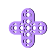 cross_5_5.STL Télécharger fichier STL gratuit MEGA Expansion 200+ Pièces • Plan à imprimer en 3D, Pwentey