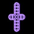 cross_5_9.STL Télécharger fichier STL gratuit MEGA Expansion 200+ Pièces • Plan à imprimer en 3D, Pwentey