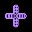 cross_7_7.STL Télécharger fichier STL gratuit MEGA Expansion 200+ Pièces • Plan à imprimer en 3D, Pwentey