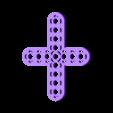 cross_7_9.STL Télécharger fichier STL gratuit MEGA Expansion 200+ Pièces • Plan à imprimer en 3D, Pwentey
