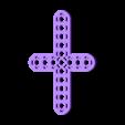 cross_7_11.STL Télécharger fichier STL gratuit MEGA Expansion 200+ Pièces • Plan à imprimer en 3D, Pwentey