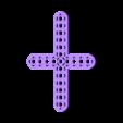cross_9_13.STL Télécharger fichier STL gratuit MEGA Expansion 200+ Pièces • Plan à imprimer en 3D, Pwentey