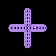 cross_11_11.STL Télécharger fichier STL gratuit MEGA Expansion 200+ Pièces • Plan à imprimer en 3D, Pwentey