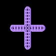 cross_11_13.STL Télécharger fichier STL gratuit MEGA Expansion 200+ Pièces • Plan à imprimer en 3D, Pwentey