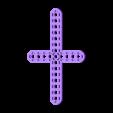 cross_9_15.STL Télécharger fichier STL gratuit MEGA Expansion 200+ Pièces • Plan à imprimer en 3D, Pwentey