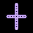cross_11_15.STL Télécharger fichier STL gratuit MEGA Expansion 200+ Pièces • Plan à imprimer en 3D, Pwentey