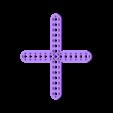 cross_13_15.STL Télécharger fichier STL gratuit MEGA Expansion 200+ Pièces • Plan à imprimer en 3D, Pwentey