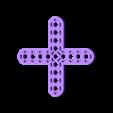 cross_9_9.STL Télécharger fichier STL gratuit MEGA Expansion 200+ Pièces • Plan à imprimer en 3D, Pwentey