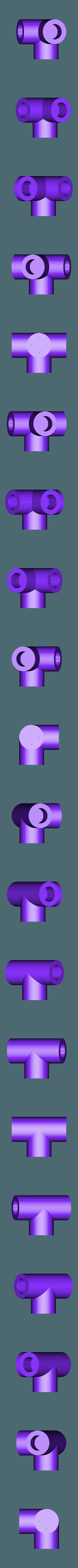 axle_connector_T_T.STL Télécharger fichier STL gratuit MEGA Expansion 200+ Pièces • Plan à imprimer en 3D, Pwentey