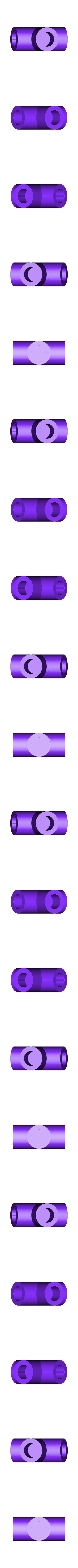 axle_connector_cross.STL Télécharger fichier STL gratuit MEGA Expansion 200+ Pièces • Plan à imprimer en 3D, Pwentey