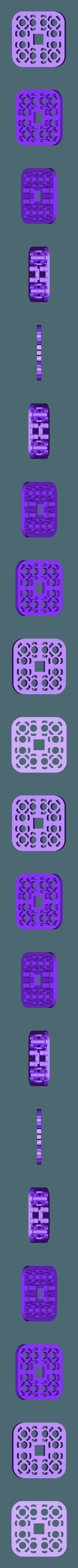square_4_4.STL Télécharger fichier STL gratuit MEGA Expansion 200+ Pièces • Plan à imprimer en 3D, Pwentey
