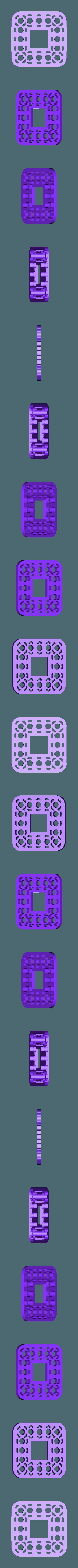 square_5_5.STL Télécharger fichier STL gratuit MEGA Expansion 200+ Pièces • Plan à imprimer en 3D, Pwentey
