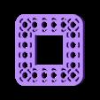 square_6_6.STL Télécharger fichier STL gratuit MEGA Expansion 200+ Pièces • Plan à imprimer en 3D, Pwentey