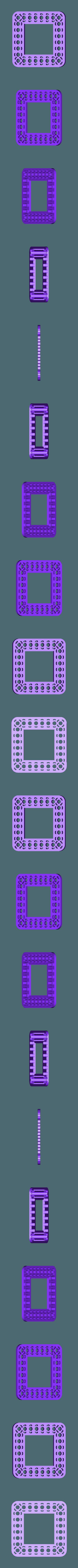 square_8_8.STL Télécharger fichier STL gratuit MEGA Expansion 200+ Pièces • Plan à imprimer en 3D, Pwentey