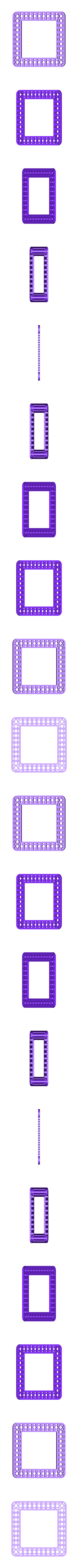 square_11_11.STL Télécharger fichier STL gratuit MEGA Expansion 200+ Pièces • Plan à imprimer en 3D, Pwentey
