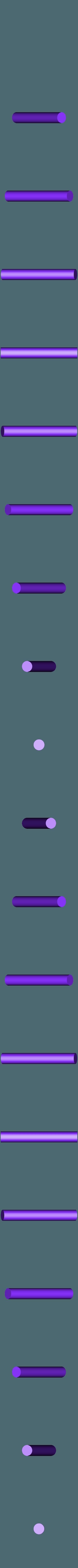 axle_2.STL Télécharger fichier STL gratuit MEGA Expansion 200+ Pièces • Plan à imprimer en 3D, Pwentey