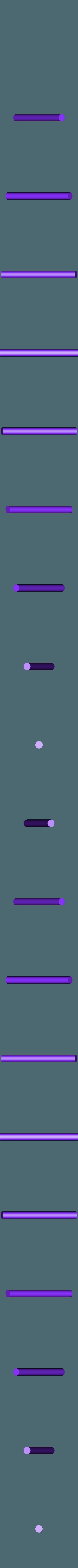 axle_3.STL Télécharger fichier STL gratuit MEGA Expansion 200+ Pièces • Plan à imprimer en 3D, Pwentey