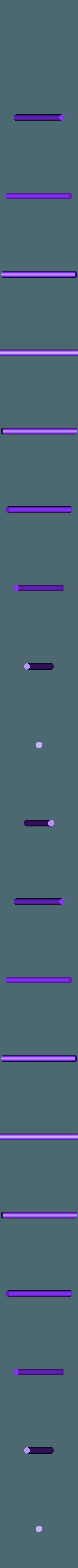 axle_3_5.STL Télécharger fichier STL gratuit MEGA Expansion 200+ Pièces • Plan à imprimer en 3D, Pwentey