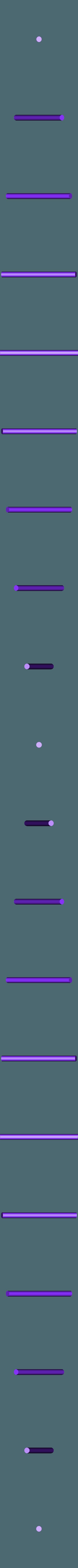 axle_4.STL Télécharger fichier STL gratuit MEGA Expansion 200+ Pièces • Plan à imprimer en 3D, Pwentey