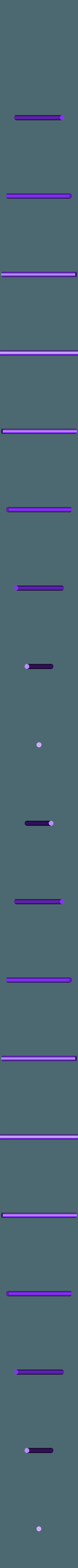 axle_4_5.STL Télécharger fichier STL gratuit MEGA Expansion 200+ Pièces • Plan à imprimer en 3D, Pwentey
