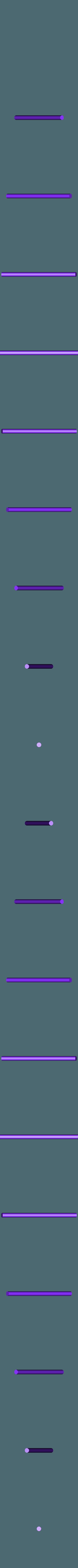 axle_5.STL Télécharger fichier STL gratuit MEGA Expansion 200+ Pièces • Plan à imprimer en 3D, Pwentey