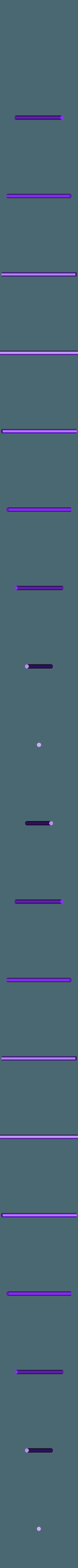 axle_5_5.STL Télécharger fichier STL gratuit MEGA Expansion 200+ Pièces • Plan à imprimer en 3D, Pwentey