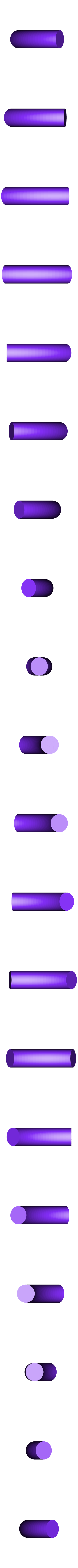 axle_1_45.STL Télécharger fichier STL gratuit MEGA Expansion 200+ Pièces • Plan à imprimer en 3D, Pwentey