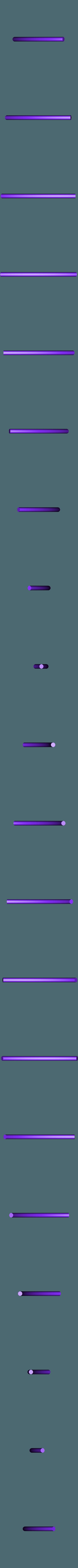 axle_5_45.STL Télécharger fichier STL gratuit MEGA Expansion 200+ Pièces • Plan à imprimer en 3D, Pwentey