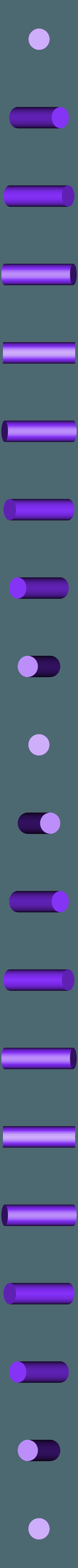 1_Rod.STL Télécharger fichier STL gratuit MACHINES MÉDIÉVALES - Pack d'extension • Plan pour imprimante 3D, Pwentey
