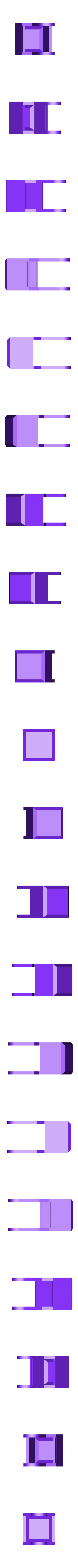 Trebuchet_Counterweight.STL Télécharger fichier STL gratuit MACHINES MÉDIÉVALES - Pack d'extension • Plan pour imprimante 3D, Pwentey