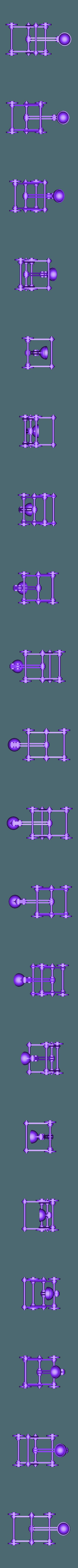Catapult360DEMO_ONLY.STL Télécharger fichier STL gratuit MACHINES MÉDIÉVALES - Pack d'extension • Plan pour imprimante 3D, Pwentey