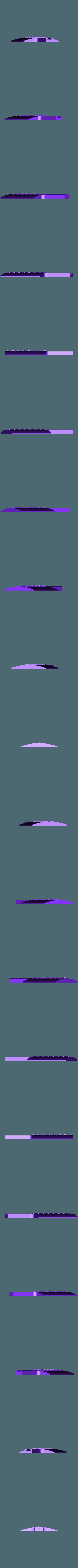 BoatOrrV2.stl Télécharger fichier STL gratuit Bateau à pagaies • Objet à imprimer en 3D, Pwentey