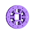 BoatWheelV1.stl Télécharger fichier STL gratuit Bateau à pagaies • Objet à imprimer en 3D, Pwentey