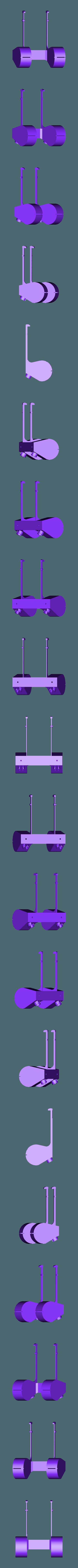 BoatLeverV3.stl Télécharger fichier STL gratuit Bateau à pagaies • Objet à imprimer en 3D, Pwentey